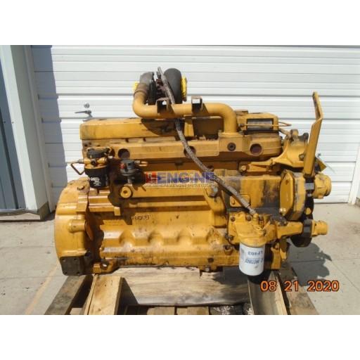 John Deere 6068T Engine Complete PowerTech Good Runner ESN: TO6068T770598