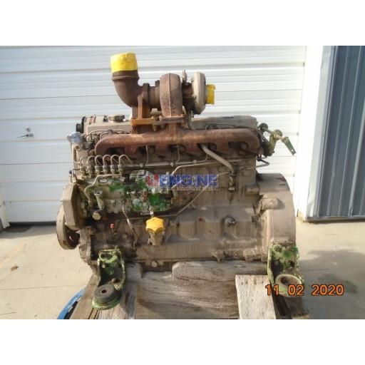 John Deere 6068T Engine Complete PowerTech Runner ESN: PE6068T457254