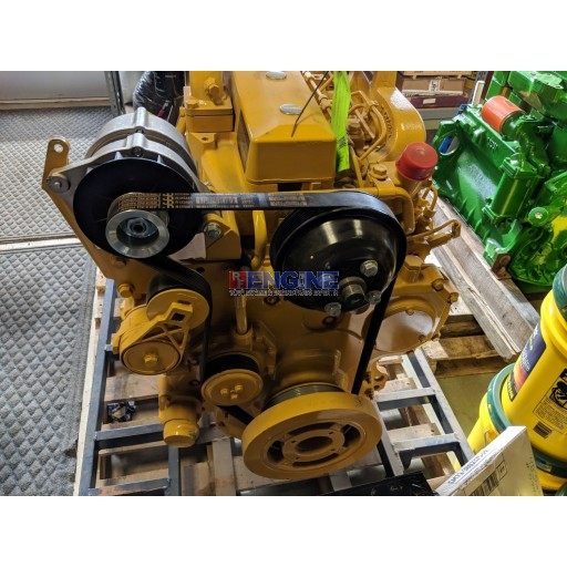 John Deere 6068TF250 Engine Complete