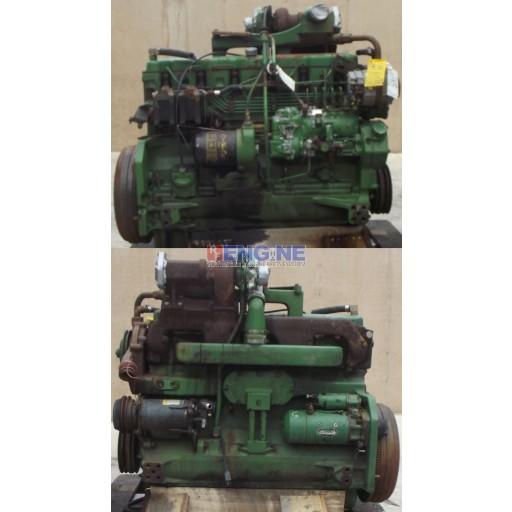 John Deere Engine Good Running 404T
