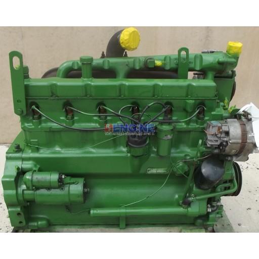 John Deere Engine Good Running 303 NAT S/N: 160871T BLOCK: T32346