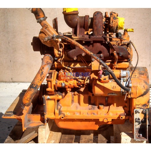 John Deere Engine Good Running 239T S/N: TO4239T223946 BLOCK: R81941
