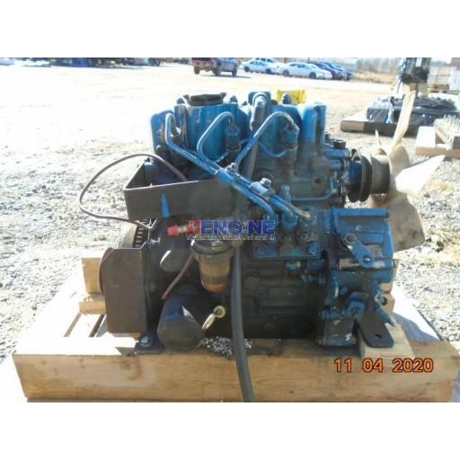 Perkins 103-07 (0.676L) Engine Complete Mechanics Speacial Non Running Core