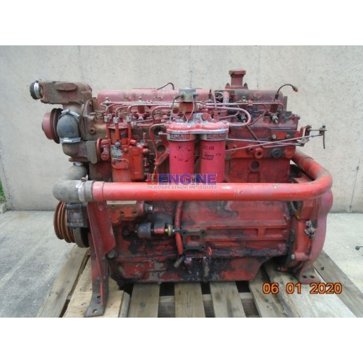 Perkins T6.354 Engine Complete Good Runner ESN: 354UA23827TL BCN: 37115400-8
