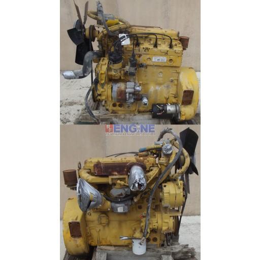 Perkins Engine Good Running 236 S/N: LE2224IUS23800E Block: 37112480/2