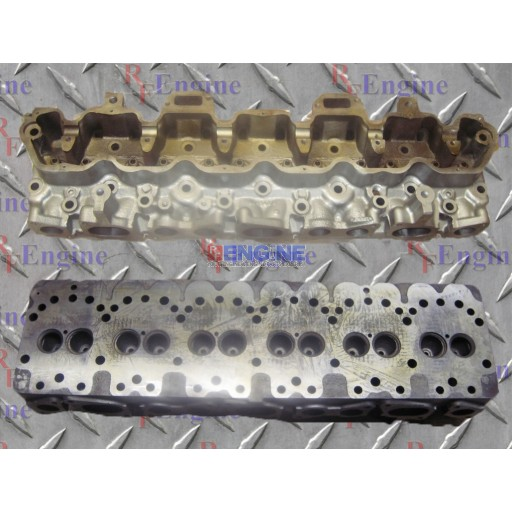 Cylinder Head Remachined John Deere 531 619 6 Cyl Diesel CN: R35140R BARE LARGE