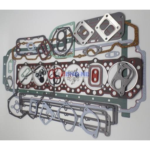 John Deere Gasket Set  6.466 6076 RE42151, RE524640, RE64206, RG27881 Late 77