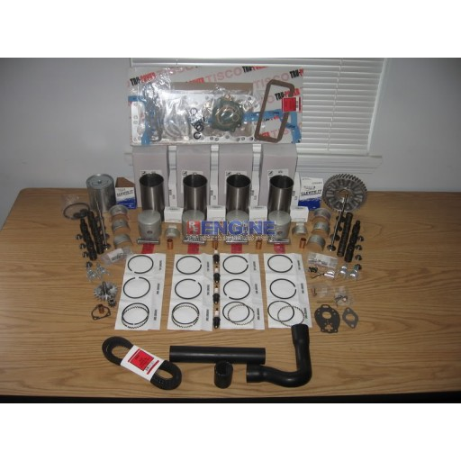 Ford Overhaul Kit 120 gas 2N 8N 9N