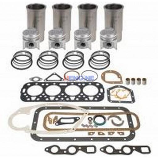 International Overhaul Kit New 135 3-1/4' Standard Bore, Stepped-Head Piston