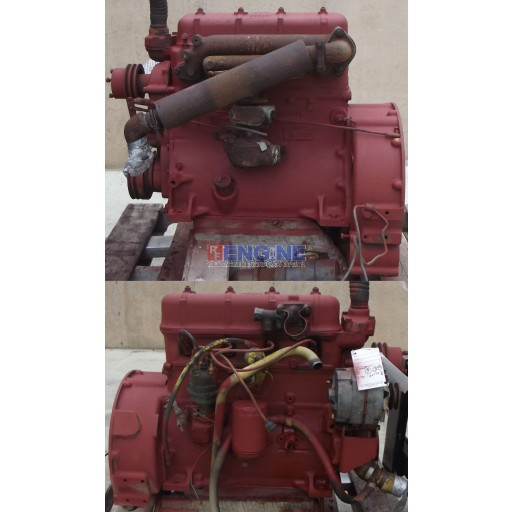 Waukesha Engine Good Running VRG155 4 Cyl GAS S/N: 337351 CNTRL: CMY0912GR