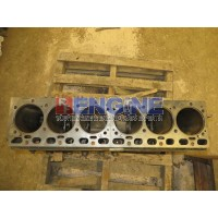 White LDT465 Engine Block