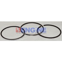 Piston Rings New Fits Cummins® / Iveco 4.5 6.7 87316214 Non Turbo, .80mm oversize