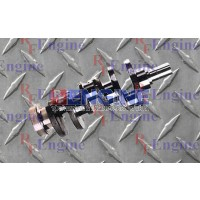Crankshaft New Ford / Newholland D175, BSD329, D183 & D192