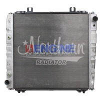 Radiator FORD / STERLING FITS: FORD CHASSIS MOTORHOME 1993-1997 INCLUDING WINNEBAGO WARRIOR