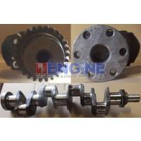 Case 251, 267, 284, 301, 336 Small Main Crankshaft