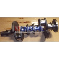 David Brown Remachined Crankshaft