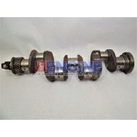 Continental HD260 OEM Crankshaft Reman 20/20 Rods/Mains HD260C2