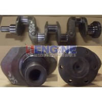 Crankshaft Reman Continental HD260 0.20 Rods / 0.30 Mains Diesel HD260C2
