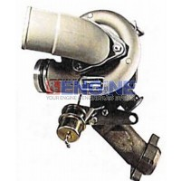 New Turbocharger General Motors 6.5L GM-8 12556124