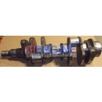 Crankshaft Remachined Detroit Diesel 6V92/9.1L 5144862 Stroke: 5.00' Rod: 3.000'