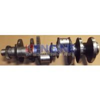 Crankshaft Remachined International 345 151327, 151328 Stroke: 3.66' Rod: 2.374'