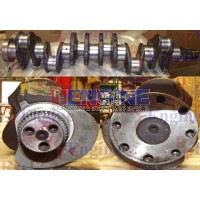 International D436, DT436 Crankshaft