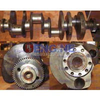 International 421, 6.9L, 445, 7.3L, 7.3 IDI Crankshaft