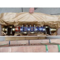 Komatsu 674, 6SD125 Crankshaft