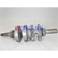 Wisconsin TJD Crankshaft