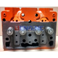 Case Cylinder Head Remachined 267, 401 A58523 **LOADED** Pencil Style Injectors