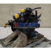 Continental CN F124 Engine Complete Good Running  BCN: F400A-612 HCN: 2823