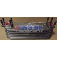 Oil Cooler Recondition Case 504 F6166-61-2310R OIL COOLER  (ELEMENT COOLER)
