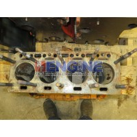 Hercules G2000 Engine Block