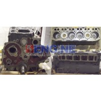 Short Block New Ford / Newholland 6 Cyl HINO