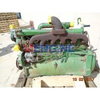 John Deere 329 nat Engine Complete