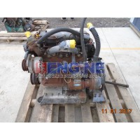 Mercedes Benz OM-636 (Early) Engine Complete