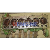 John Deere JD 6.619 Engine Block Good Used R65628 Cam Driven Oil Pump oil pump