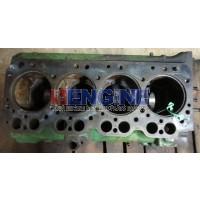John Deere JD 4.180 Engine Block Good Used T23405T  4 Cyl Gas