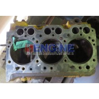 John Deere JD 3.135 Engine Block Good Used T24962 Good Used Take Out  3 Cyl Gas