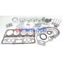 Engine Overhaul Kit New aftermarket to fit Nissan® H25