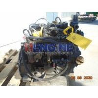 Yanmar 3TNE68C-NJG Engine Complete Mechanics Special Running Core CH3008DN01657