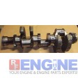 Crankshaft Remachined Deutz 2141006 0.10 Rods / 0.10 Mains 6 Cyl Diesel F6L413