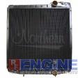 Radiator CASE/IH TRACTOR