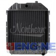 New Radiator FORD/NEW HOLLAND TRACTOR FITS:  5700, 6700