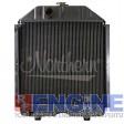 Radiator KUBOTA TRACTOR FITS: M5500, M5500DT