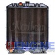 New Radiator FORD/NEW HOLLAND TRACTOR FITS:  1720, 1920