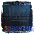 New Radiator FORD / STERLING 3 ROW, SOLDER TOGETHER