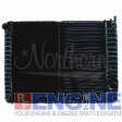 New Radiator CHEVY / GM FITS:  1972-1986 40, 50, 60 SERIES SCHOOL BUS