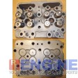 Cylinder Head Remachined Fits Cummins® 91 N14 2 Cyl DIESEL 3068516 2 Cylinder DSL.