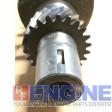 Allis Chalmers AC G2800, D2800, D2900 Crankshaft Remachined 4023823, 4008146